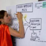 julie boiveau facilitatrice graphique nantes ouest formation scribing