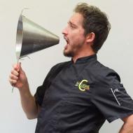 Chef de cuisine Valentin Luiggi: des ateliers d'intelligence collective et de gouvernance partagée autour de la cuisine