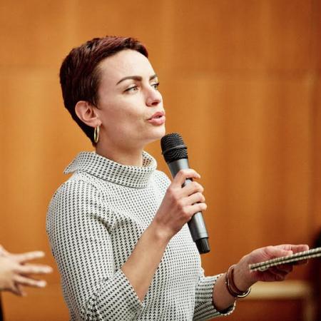 Alyssa Daoud: facilitatrice - Bordeaux - Nouvelle-Aquitaine