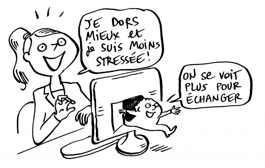 Stress et infobésité