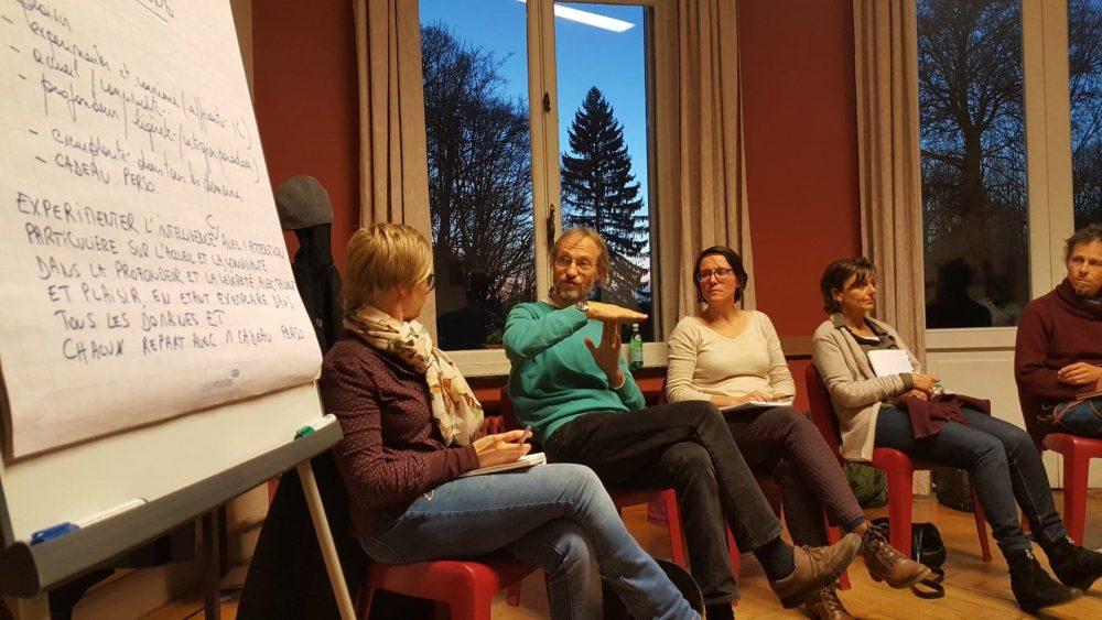 Facilitation et médiation: apprendre à poser un cadre. Le cadrage.
